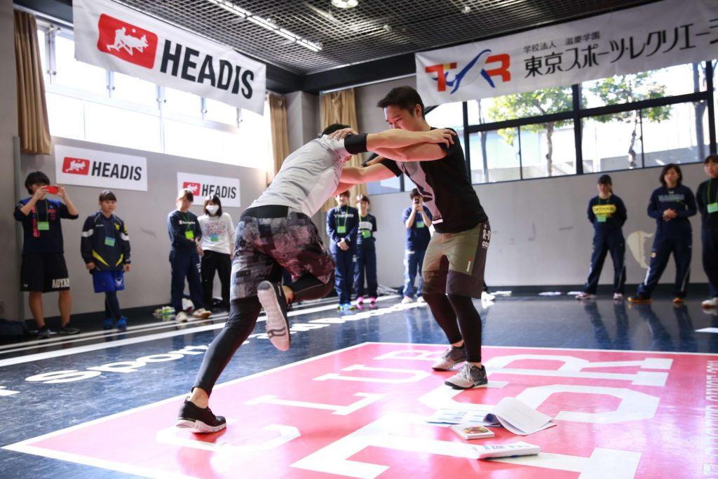 トレーニング指導の内容・ムーブメントファンダメンタルズ