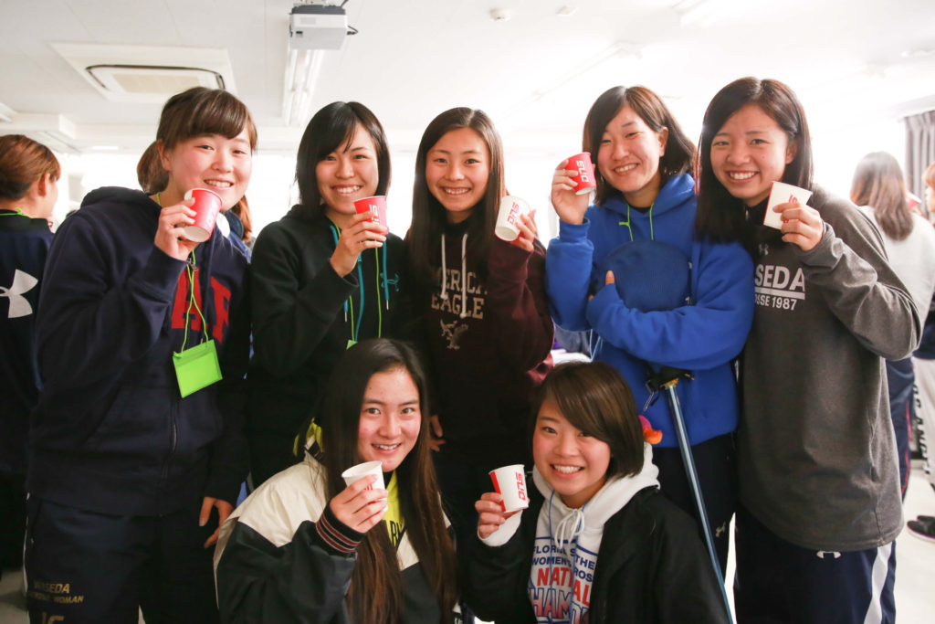 第1回女子ラクロストレーニングキャンプの様子9
