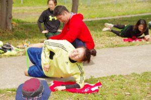 トレーニング指導の内容・コアコンディショニング